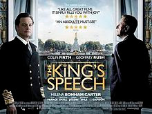 The King's Speech torrents, 2010 film, oscar nominated, king speech