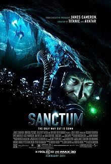 sanctum 3D, sanctum movie torrent, santum film