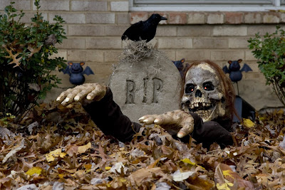 Graveyard Man ... by daylight