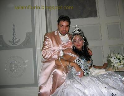 poza de la nunta lui florin salam