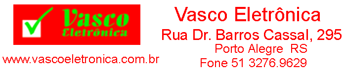 Blog da Vasco Eletrônica -  Newsletter