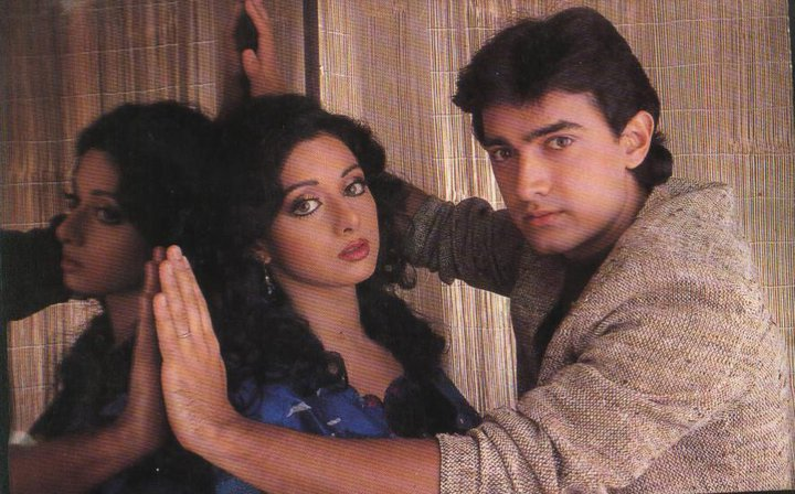 Aamir Khan And Sridevi Movie List