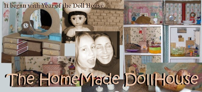 The Homemade Dollhouse