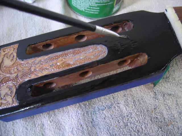 reparar guitarra