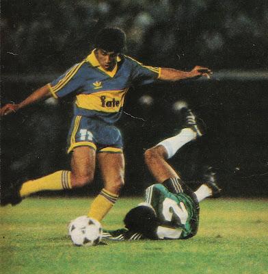 Leyendas del Futbol Argentino - Parte 1