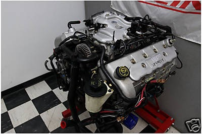 E B D on Ford 5 4 Engine Problems