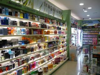 Perfumería Tiver - Tiendas Verdes. Viveiro. Punto de venta Eva Rogado