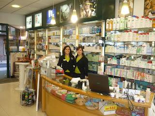 Perfumería Tiver-Tiendas Verdes. Luarca. Punto de venta Eva Rogado