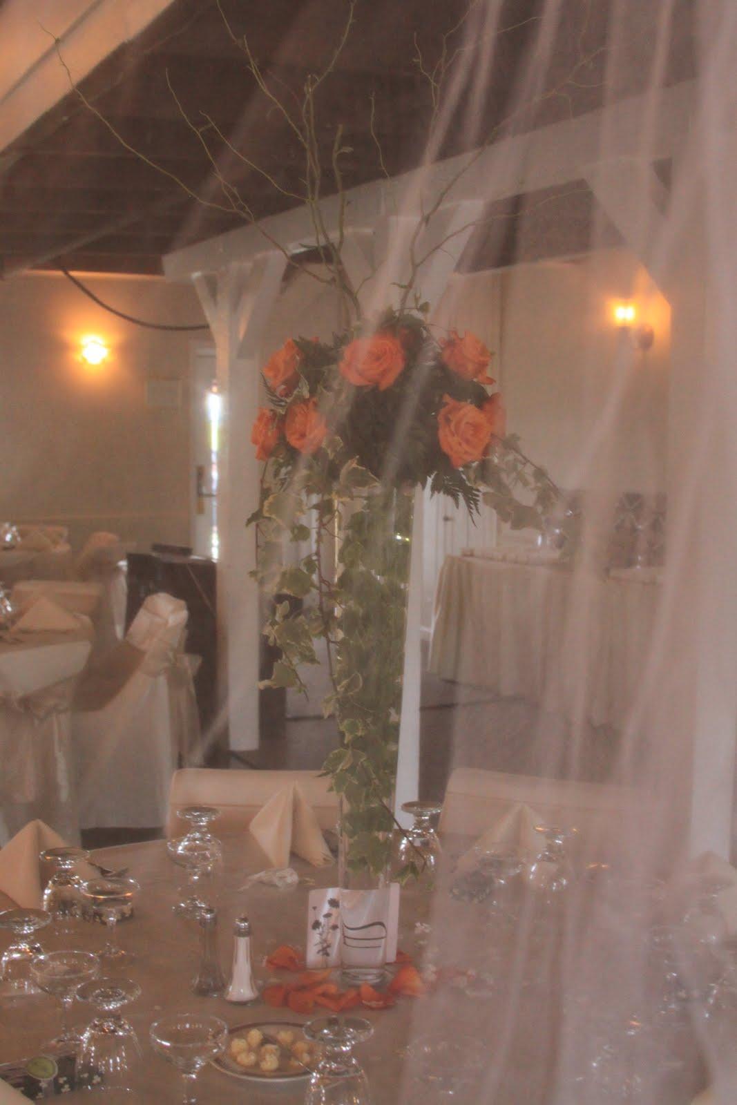 WildFlowers: Lake Watch Inn / mixed garden style wedding bouquet