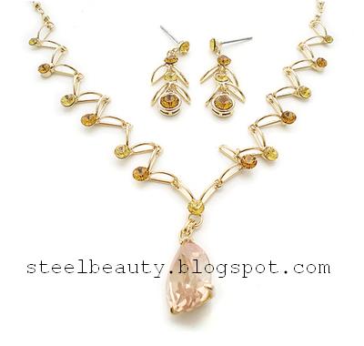 الذهب الصينى Fashion-jewelry-sets-18K-gold-fashion-jewelry-sets-CFS-001
