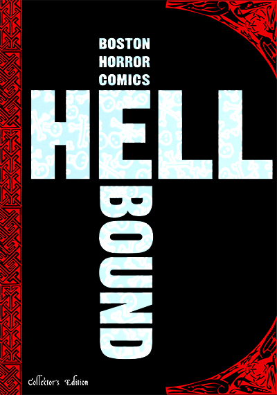 Hellbound Collectors Edition cover by Joel Gill