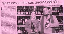 nuestra tiendecita de vinos