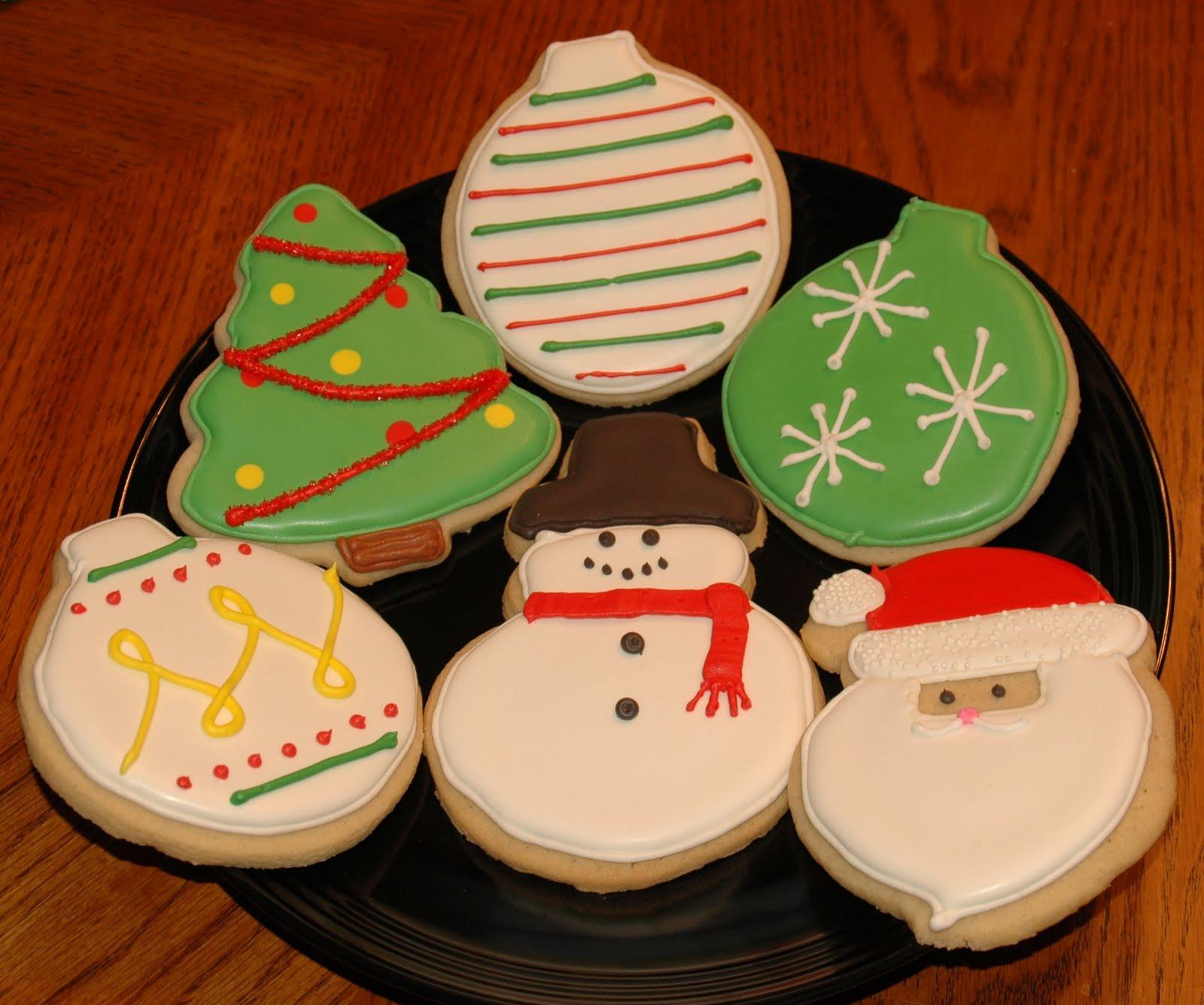 Summer Sweet Shoppe: Christmas Cookies