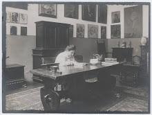 Stein reading 1920