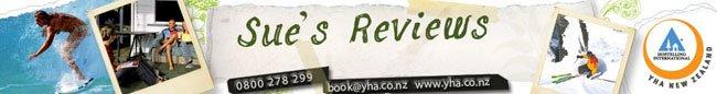 Sue's Reviews