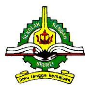 Logo Sekolah Rendah Negara Brunei Darussalam