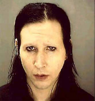 In July 2001, during a show in Michigan, Manson was charged with criminal ...