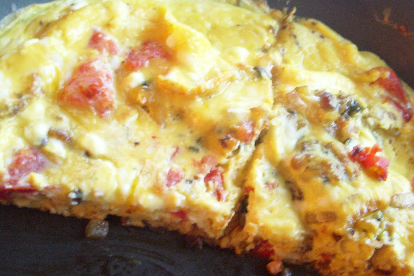 Greek Frittata: