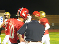 Panther QB Scott Phillips & Coach O'Hamill