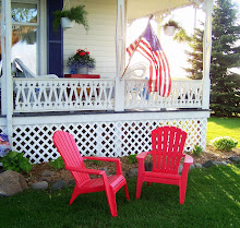 Farmhouse Porch Featured:  Front Porch Ideas & More