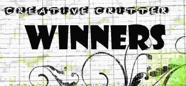 Creative Critter Winners