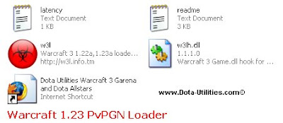 Warcraft 1.23 Loader Battle.net 1.23 Loader W3Loader 1.23 - The Warcraft 3