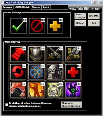 Crigson DotA Toolkit