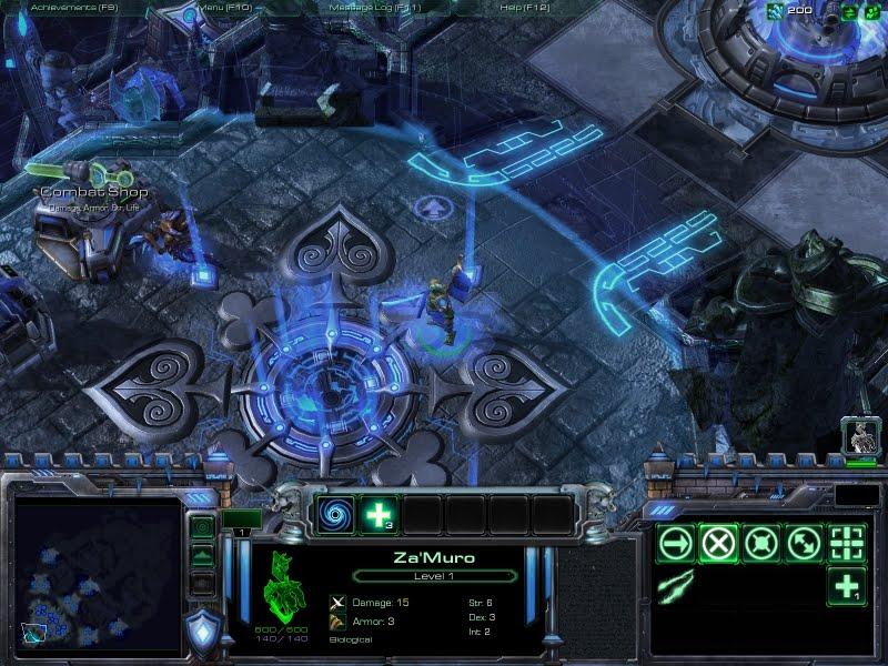 blizzard dota for starcraft 2 announced blizzcon dota utilities