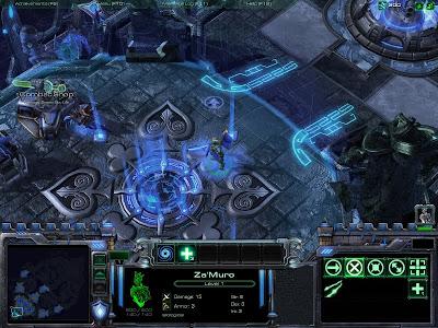 Blizzard DotA StarCraft2