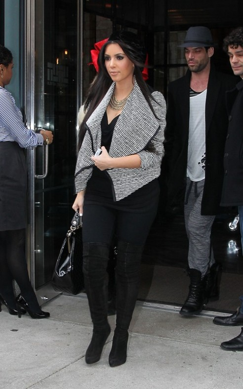 Best Kardashians Outfits From 2010