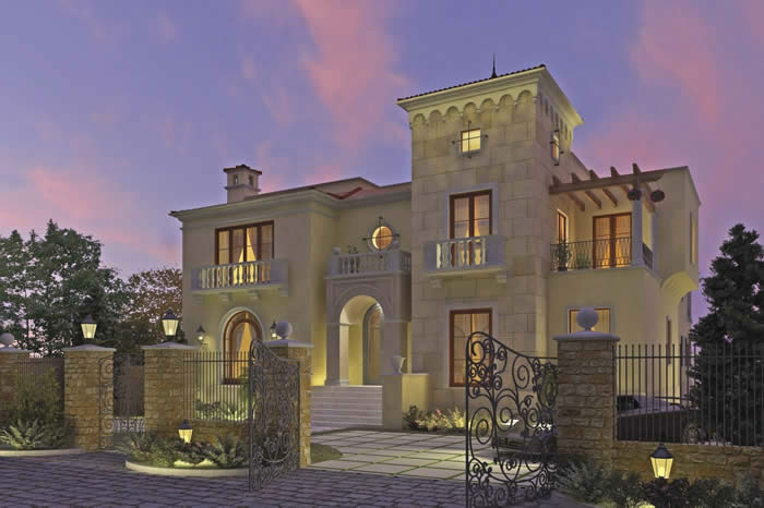 Architecture Homes Luxury Homes USA