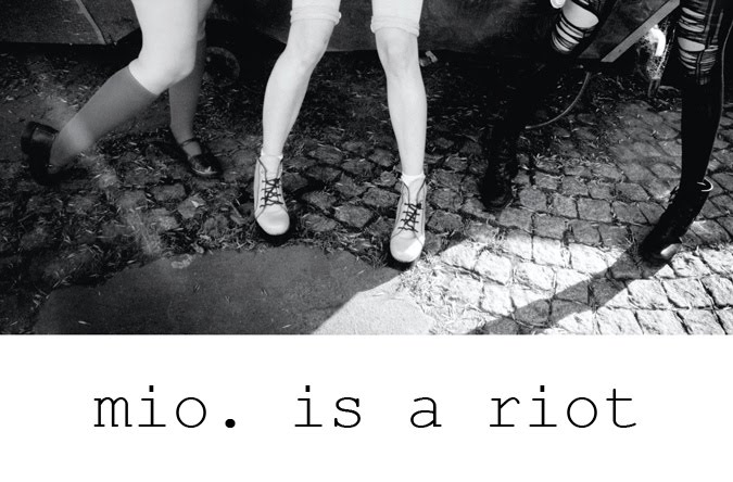 mio. is a riot