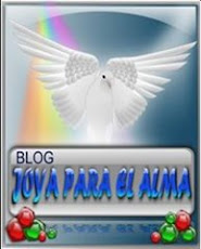PREMIO BLOG JOYA PARA EL ALMA