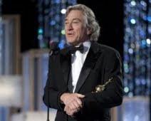 entrega dos premios globo de ouro 2011