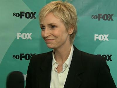 Jane Lynch, lesbian character