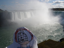 My Travelling Buddy - International Indy, Niagra Falls