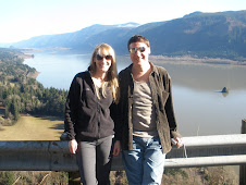 Me and My Bro - Columbia River Gorge, WA