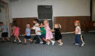 Kids from Northwest Baptist