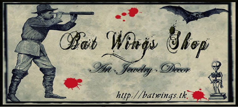 Bat Wings Shop
