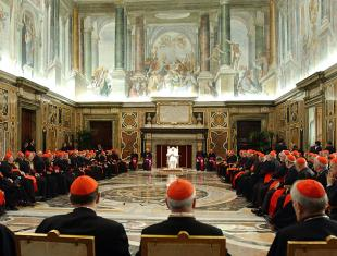 "vatican+synod Vatican synod concludes blame ""squarely on Israel"" for Mideast conflict"