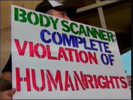 People concerned about their rights as well as exposure of radiation.