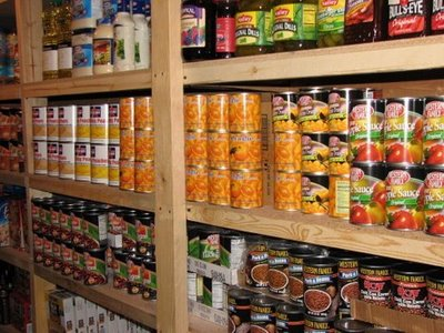 Fed Interest in Food Storage Facility Connected to FEMA Executive Order 10999 food+storage  column+system