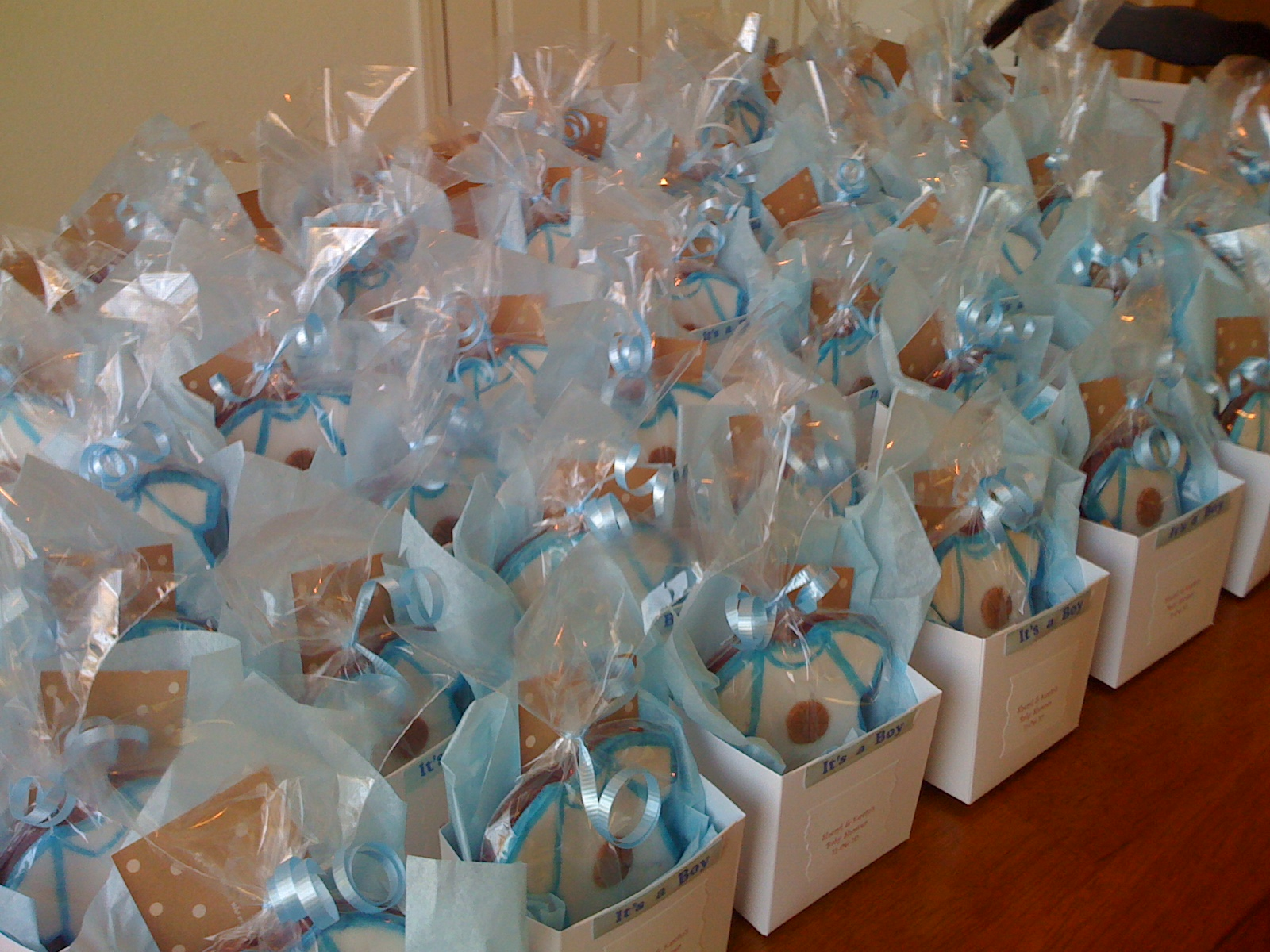 cheap baby shower favors ideas