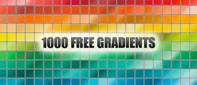 web2.0 gradients