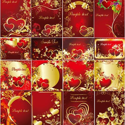 Valentine Day Vectors Graphic