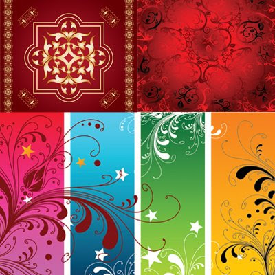 Flourishes Ornamental Vector