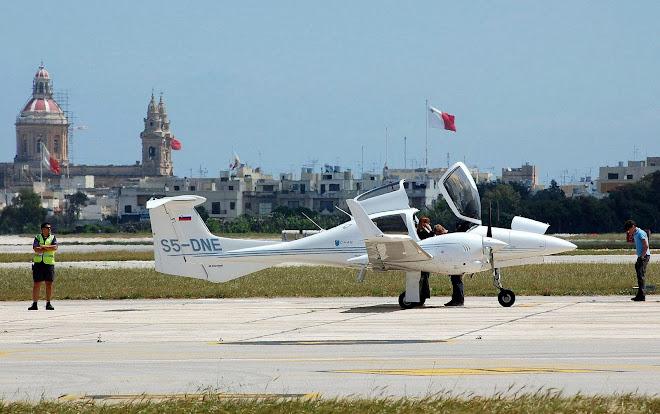 Malta International Airport 2008.