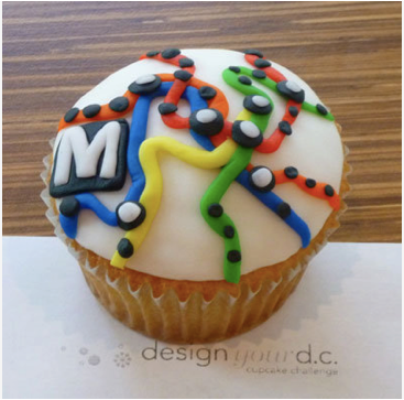 Cake Designs Using Cupcakes : cartoon cupcake designs Cupcakes!