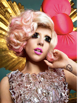 Lady Gaga Hello Kitty Eyes. Calling all Hello Kitty fans!