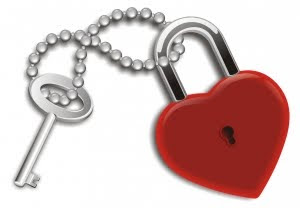 Your Heart is the Key